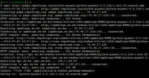 Linux on Azure – Application